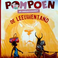 pompoen is het boek van de maand